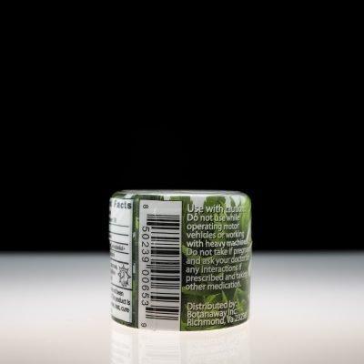 Zion Herbals CBD Tablets 750mg