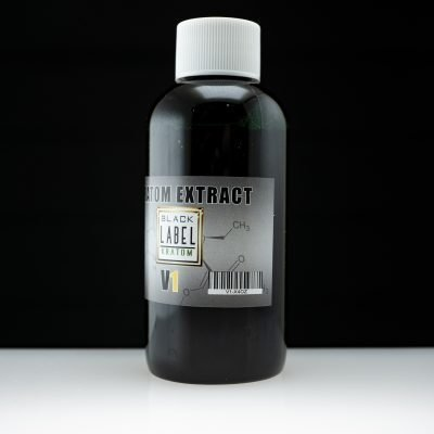 Black Label Kratom Extract 4oz V1