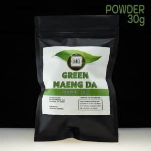 Black Label Kratom Green Maeng Da Powder 30g