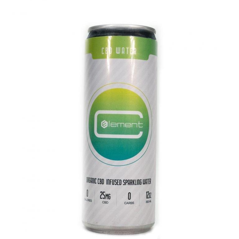 Element C CBD Sparkling Water (12oz)