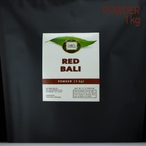 Black Label Kratom Red Bali powder 1 kg