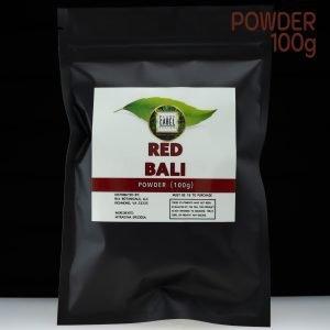 Black Label Kratom Red Bali powder 100g