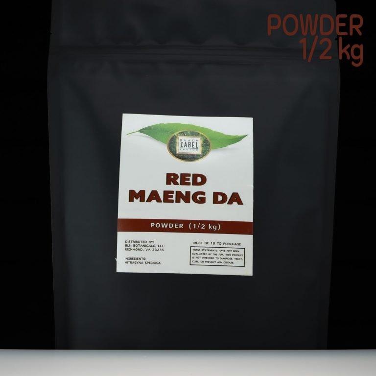 Red Maeng Da Powder .5kg