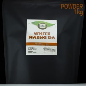 Black Label Kratom White Maeng Da powder 1 kg
