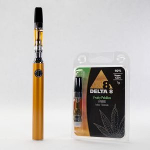 Delta-8 Vape Cartridge Fruity Pebbles (1ml - 92%)