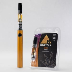 Delta-8 Vape Cartridge Gelato (1ml - 92%)