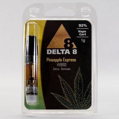 Delta-8 Vape Cartridge Pineapple Express (1ml - 92%)