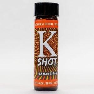 K-Shot Kratom Extract 15ml