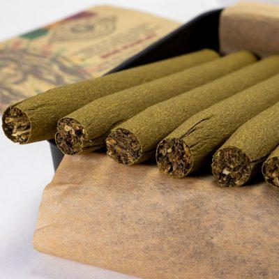 Nine Mile Botanicals Pure Hemp Petite Cigars