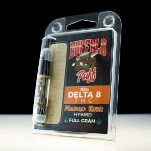 Buffalo Puff Delta 8 THC Mango Kush 92%