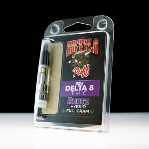 Buffalo Puff Runtz Delta-8 THC 92% Cartridge
