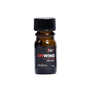 ) KingPin Labs Unwind Full spectrum CBD 75mg hemp extract